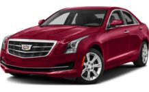 Colors, options and prices for the 2016 Cadillac ATS