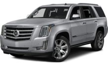 Colors, options and prices for the 2015 Cadillac Escalade