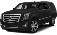 Colors, options and prices for the 2015 Cadillac Escalade ESV