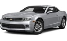 Colors, options and prices for the 2015 Chevrolet Camaro