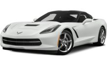 Colors, options and prices for the 2015 Chevrolet Corvette