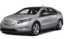 Colors, options and prices for the 2015 Chevrolet Volt