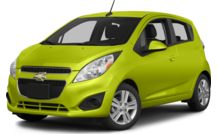 Colors, options and prices for the 2015 Chevrolet Spark