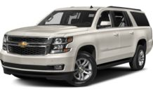 Colors, options and prices for the 2016 Chevrolet Suburban