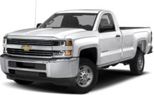Colors, options and prices for the 2016 Chevrolet Silverado 2500HD