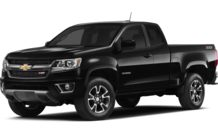 Colors, options and prices for the 2015 Chevrolet Colorado
