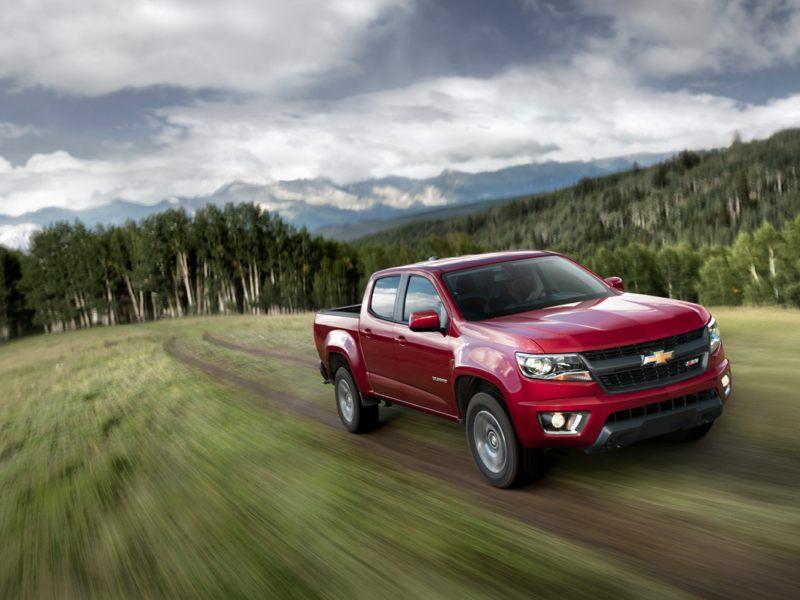 Chevrolet colorado diesel mpg estimate autos post