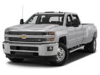 Brief summary of 2018 Chevrolet Silverado 3500HD vehicle information
