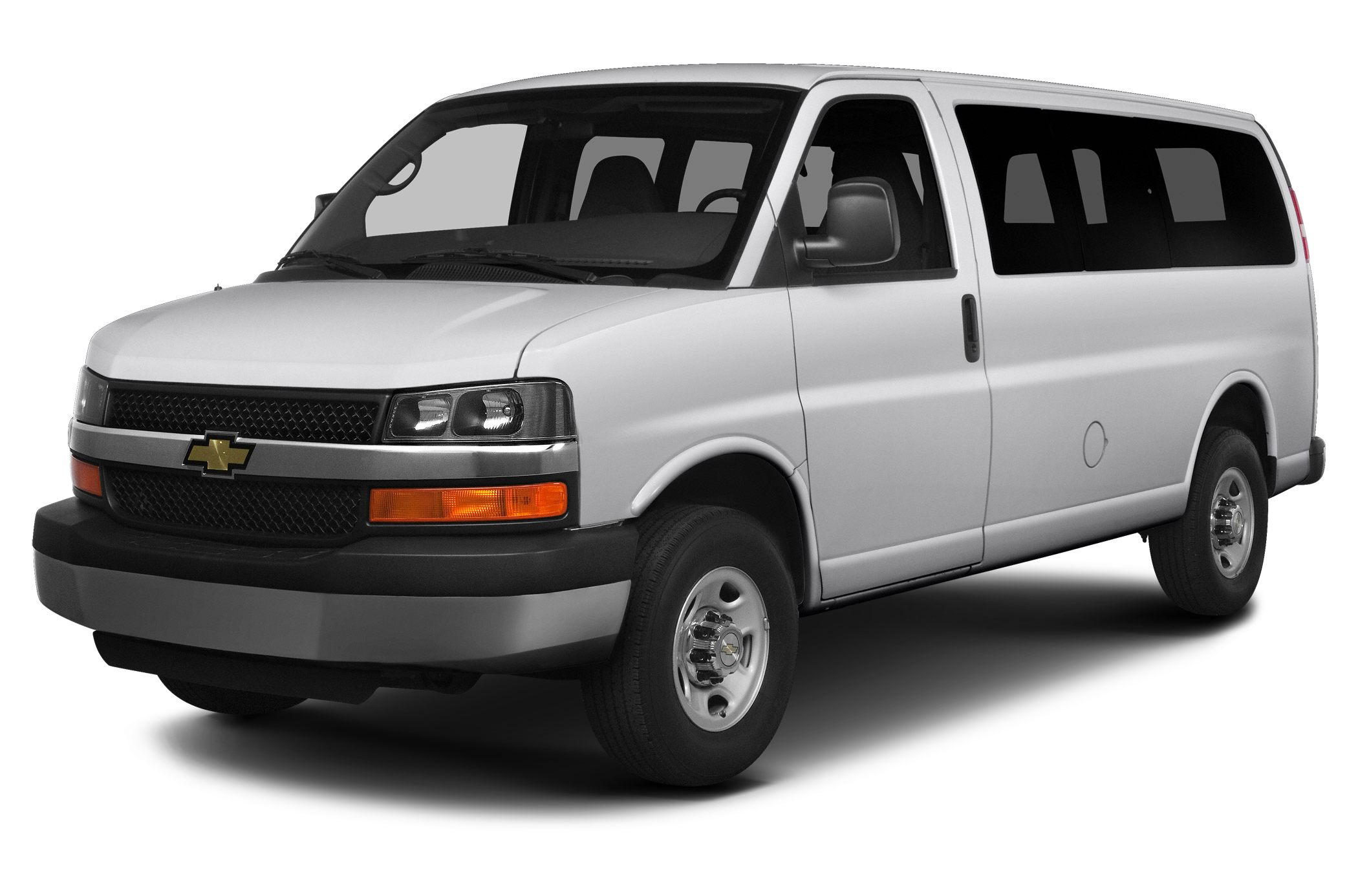 2015 Chevrolet Express 3500 LS Passenger Van for sale in Baltimore for $33,923 with 5 miles.
