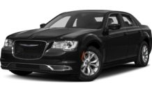 Colors, options and prices for the 2016 Chrysler 300