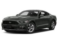 Brief summary of 2015 Ford Mustang vehicle information
