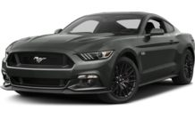 Colors, options and prices for the 2015 Ford Mustang