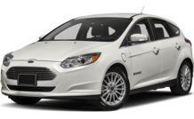 Colors, options and prices for the 2016 Ford Focus Electric
