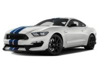 Brief summary of 2015 Ford Shelby GT350 vehicle information