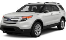 Colors, options and prices for the 2015 Ford Explorer