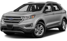 Colors, options and prices for the 2016 Ford Edge