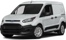 Colors, options and prices for the 2015 Ford Transit Connect