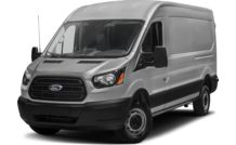 Colors, options and prices for the 2015 Ford Transit-250