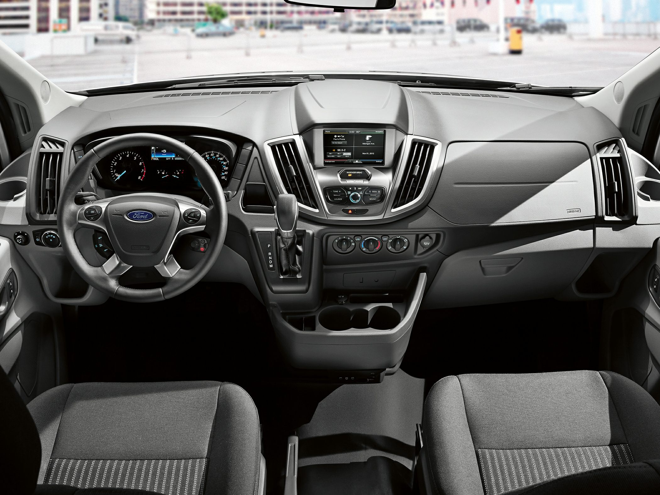 Car Repair Estimate >> 2017 Ford Transit-250 Reviews, Specs and Prices | Cars.com