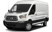 Colors, options and prices for the 2015 Ford Transit-350