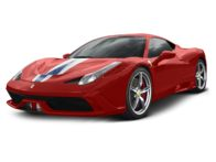 Brief summary of 2015 Ferrari 458 Speciale vehicle information