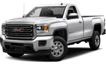 Colors, options and prices for the 2015 GMC Sierra 2500HD
