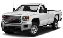 Colors, options and prices for the 2016 GMC Sierra 3500HD