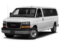 Brief summary of 2018 GMC Savana 2500 vehicle information
