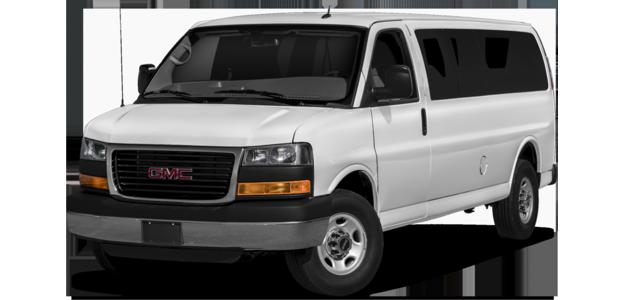 2015 GMC Savana 3500