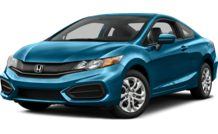 Colors, options and prices for the 2015 Honda Civic