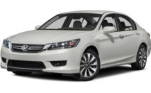 Colors, options and prices for the 2014 Honda Accord Hybrid