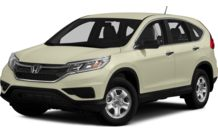 Colors, options and prices for the 2015 Honda CR-V