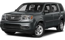 Colors, options and prices for the 2015 Honda Pilot