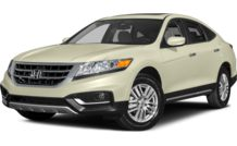 Colors, options and prices for the 2015 Honda Crosstour