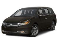 Brief summary of 2016 Honda Odyssey vehicle information