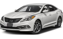Colors, options and prices for the 2016 Hyundai Azera