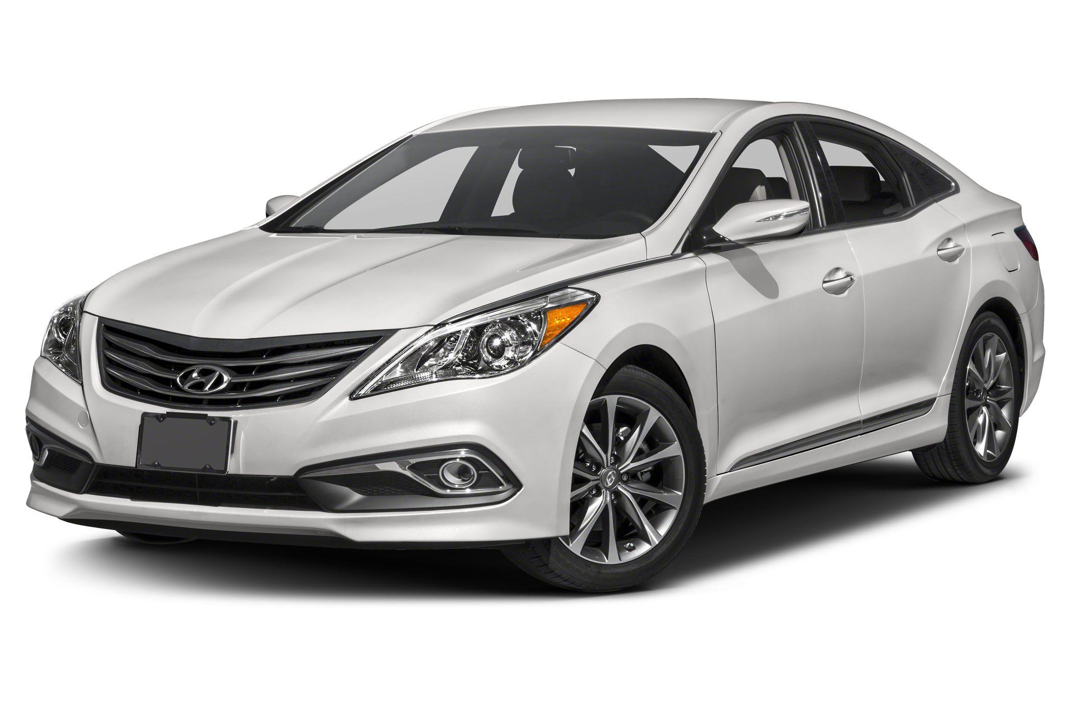2017 Hyundai Azera Reviews Specs And Prices Cars Com