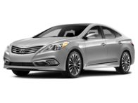 Brief summary of 2015 Hyundai Azera vehicle information