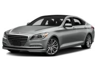Brief summary of 2015 Hyundai Genesis vehicle information