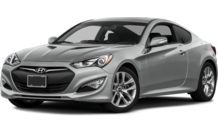 Colors, options and prices for the 2015 Hyundai Genesis Coupe