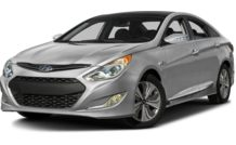 Colors, options and prices for the 2015 Hyundai Sonata Hybrid