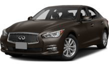 Colors, options and prices for the 2016 Infiniti Q50