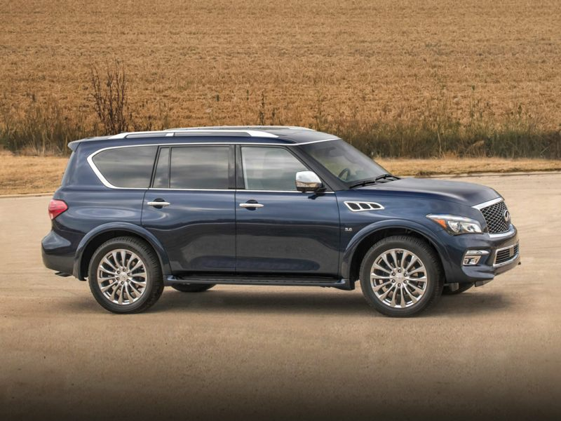 2017 infiniti qx80 reviews specs and prices. Black Bedroom Furniture Sets. Home Design Ideas