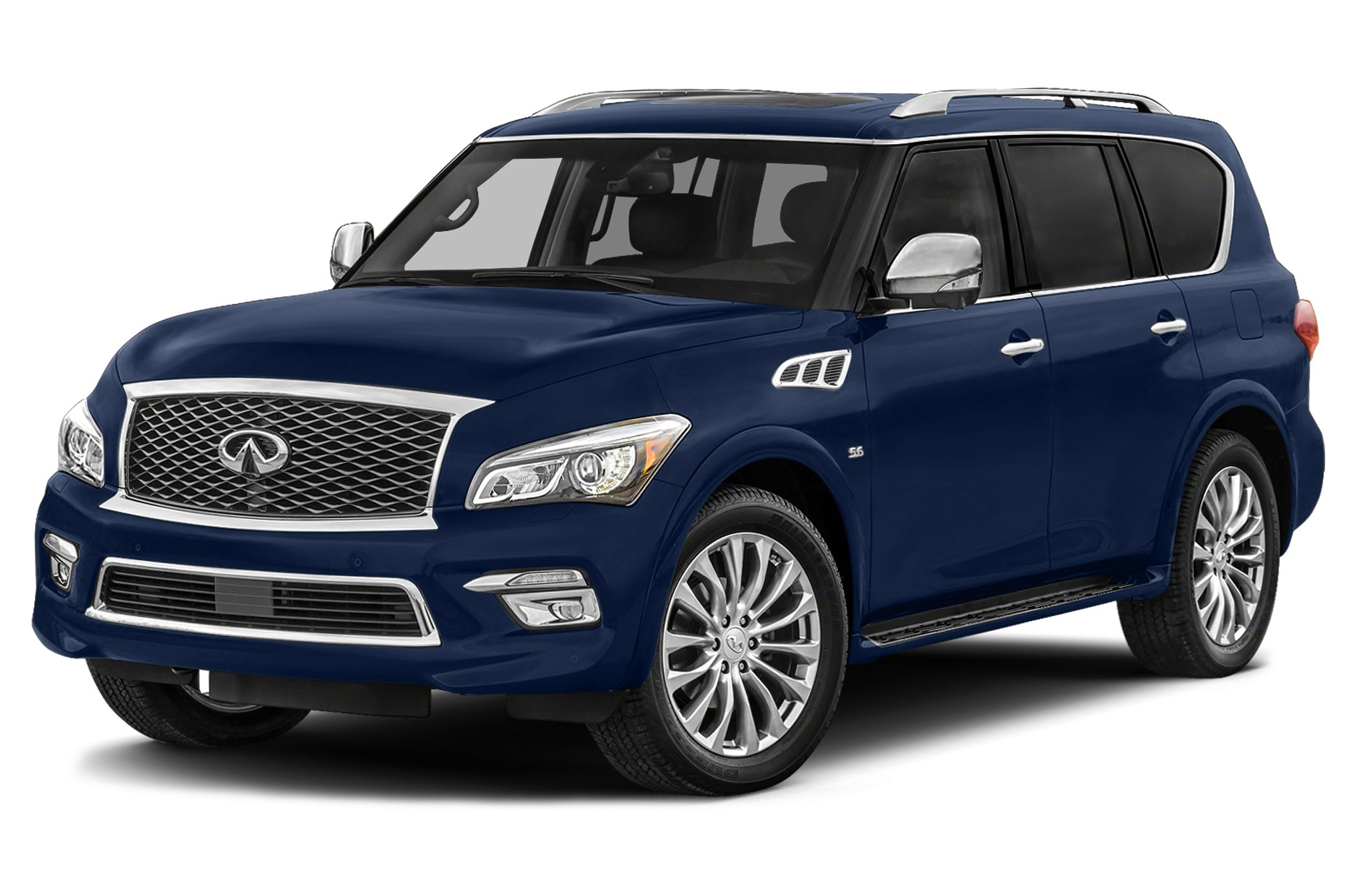 2015 Infiniti QX80 Base SUV for sale in Little Rock for $75,265 with 10 miles