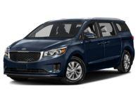 Brief summary of 2015 Kia Sedona vehicle information
