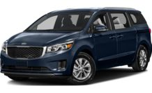 Colors, options and prices for the 2016 Kia Sedona