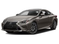 Brief summary of 2015 Lexus RC 350 vehicle information
