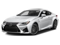 Brief summary of 2015 Lexus RC-F vehicle information