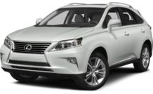 Colors, options and prices for the 2015 Lexus RX 450h