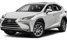 Colors, options and prices for the 2015 Lexus NX 200t